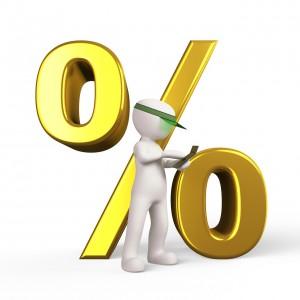 percentage - goedkoper rentetarief vinden